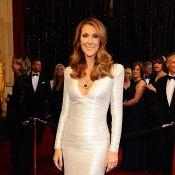 Oscars 2011 : Céline Dion, jeune maman, a déjà retrouvé la ligne !