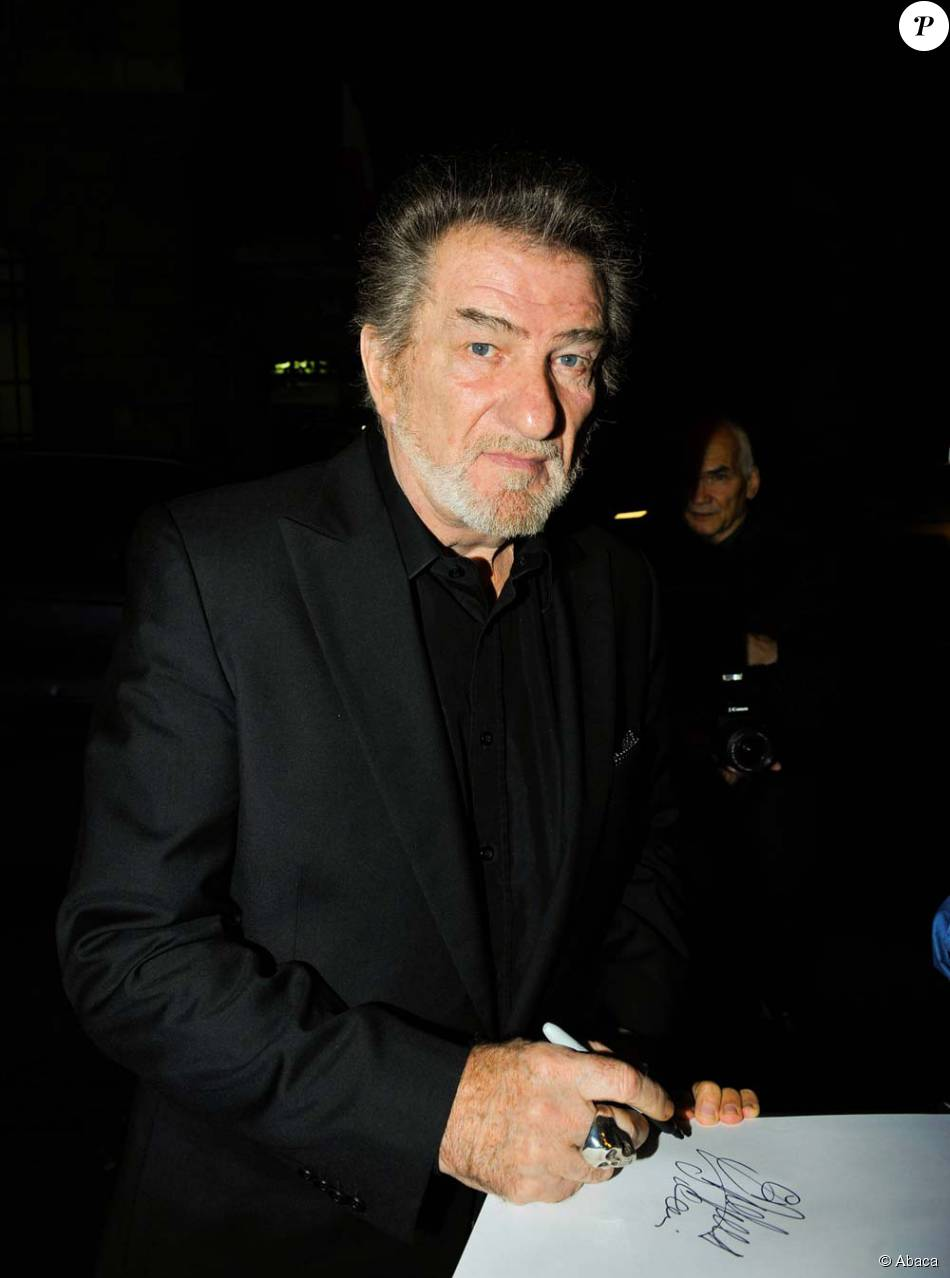 Eddy mitchell a gagn 2 1 millions d 39 euros en 2010 selon le classement du figaro et le cabinet - Classement cabinet conseil ...