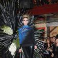 Le défilé Christophe Guillarmé durant la Fashion Week de Paris, le 2 mars 2011.