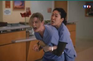 Grey's Anatomy nous étonne, entre fusillade sanglante... et scènes hot !