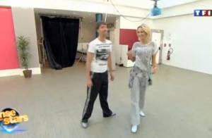 Danse avec les stars - le danseur d'Adriana :