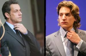 PHOTOS: Nicolas et Jean Sarkozy : tel père, tel fils... Ils se ressemblent tant !