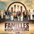 Dès le 1er avril, découvrez Familles d'explorateurs sur TF1. Une photo de promotion qui nous fait beaucoup penser à la série Lost.
