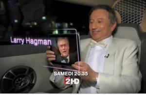 Champs-Elysées : Michel Drucker joue le prince pour trois filles en cavale !