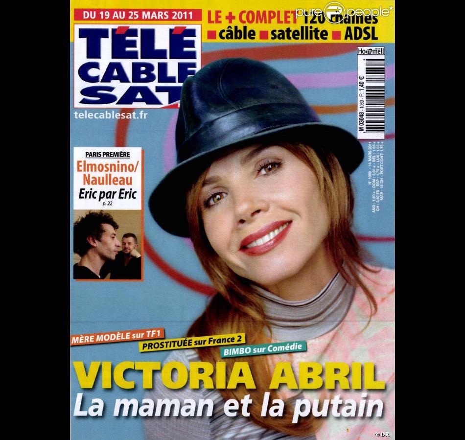 T l c ble sat en kiosques le 14 mars 2011 - Tele cable sat ...