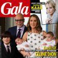 La couverture du magazine Gala du 16 mars 2011