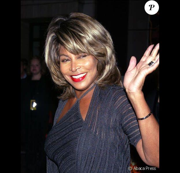 Tina Turner en 2003