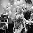 Tina Turner sur scène en 1982