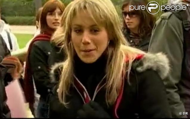 Laura Scariot dans Nouvelle Star en 2007