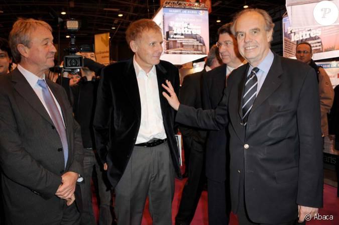 Inauguration du salon du livre de paris le 17 mars 2011 for Salon du divorce