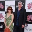Susan Sarandon et Tim Robbins à la première de Speed Racer, le 26/004/08