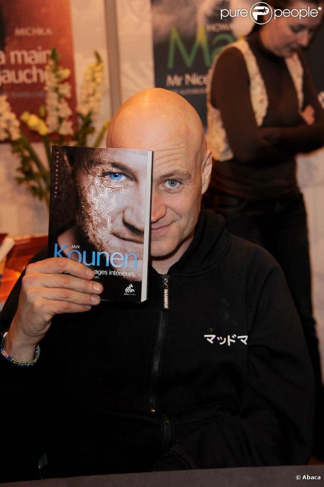 Jan kounen au salon du livre porte de versailles le 19 for Salon du x porte de versailles
