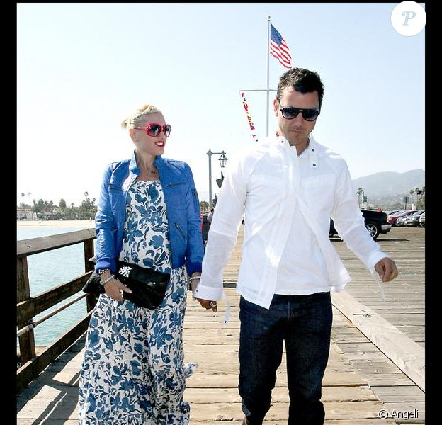 Gwen stephani et son mari