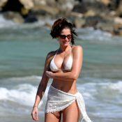Stephanie Seymour : A 42 ans, elle affiche une ligne de rêve... même topless !