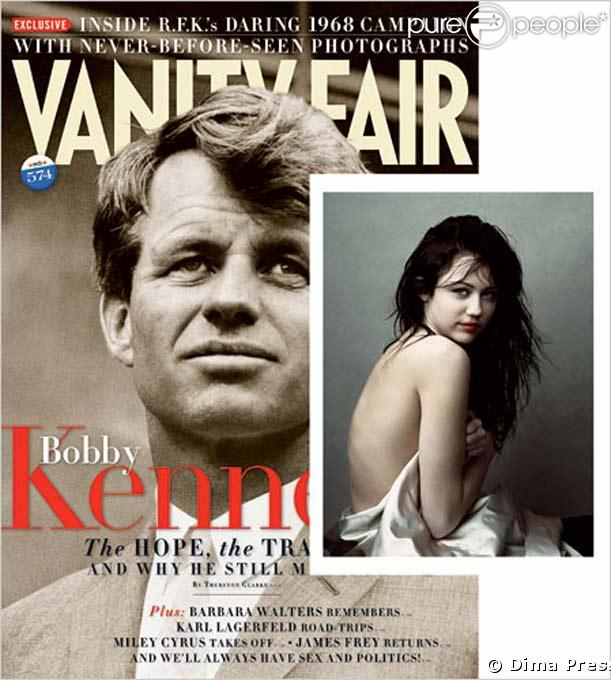 Couverture de Vanity Fair