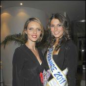 Laury Thilleman et Sylvie Tellier : d'élégantes gourmandes !