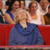 """Michèle Morgan, 91 ans : """"J'aime la vie et j'aime me marrer"""" !"""