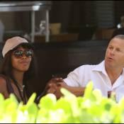 Naomi Campbell se cache avec son chéri marié... Raté ! On vous a vus !