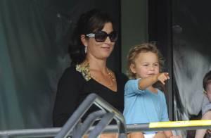 Roger Federer : Les femmes de sa vie veillent sur lui !