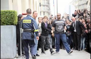 Justin Bieber : Avant son show à Bercy, c'est déjà la folie devant son hôtel !