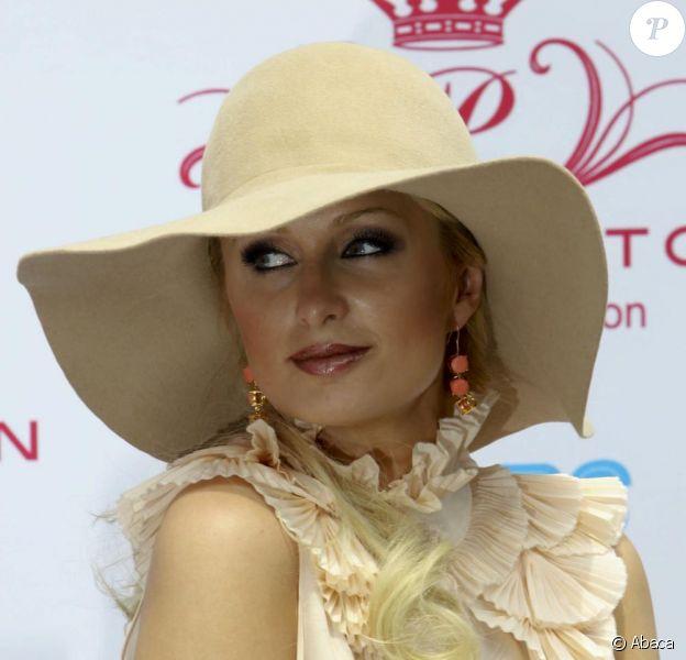 Paris Hilton lance sa collection de chaussures à Mexico (Mexique), mardi 29 mars 2011.