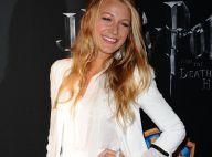 Blake Lively : Elle ose le total look blanc et nous met à ses pieds !