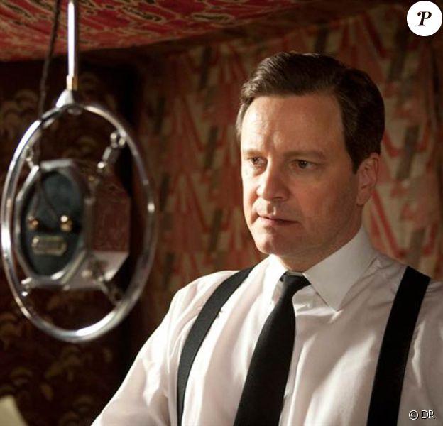 Des images du Discours d'un roi, le film aux quatre Oscars 2011.