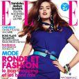 Couverture du magazine  ELLE , édition française, en kiosques le 8 avril 2011.