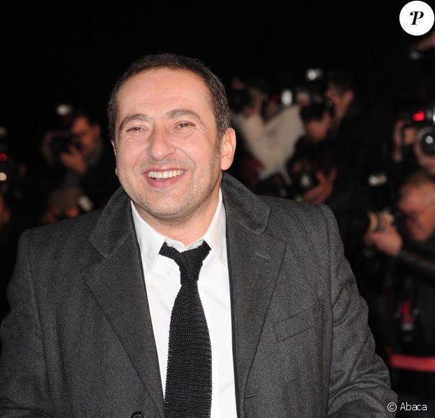 Patrick Timsit, sur le tapis rouge des NRJ Music Awards 2011, à Cannes, le 22 janvier 2011.