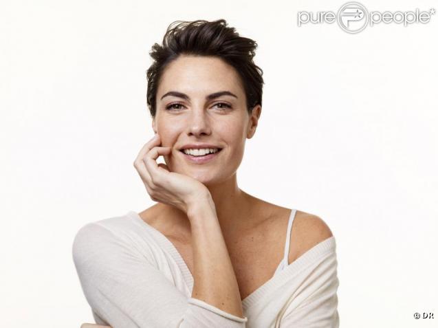 Alessandra Sublet, nouvelle égérie Garnier pour la gamme Ultralift