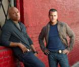Chris O'donnell et LL Cool J dans NCIS : Los Angeles