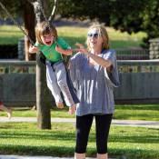 Sharon Stone nage dans le bonheur avec ses fils et s'éclate comme folle !