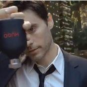 Jared Leto joue les beaux gosses pour Hugo Boss !