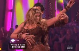 Dancing With The Stars : Kirstie Alley joue la carte de la samba !