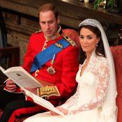 Mariage de William et Kate : Les merveilleux mariés font chavirer le royaume !