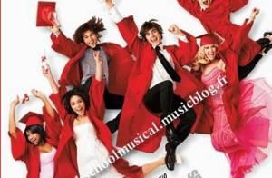 PHOTOS : Zac Efron et Vanessa Hudgens sur le tournage de 'High School Musical 3 : Senior Year'