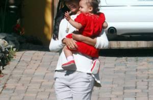 Camila Alves : Pauses tendresses avec ses craquants enfants Levi et Vida !