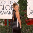 Mariah Carey lors des Golden Globes, à Los Angeles, en 2006.