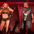 "Mariah Carey lors de ""The Adventures of Mimi Tour"", à Miami, en 2006."