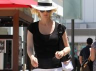 January Jones : la future maman arbore un look estival, elle est sublime !