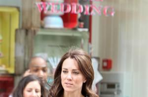 Kate Middleton : Retour à la vie normale, elle fait sa Desperate Housewife !