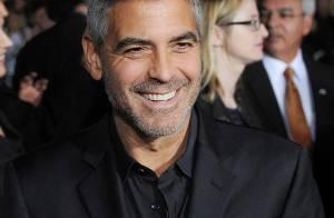 George Clooney : 50 ans déjà et un charme toujours imparable !