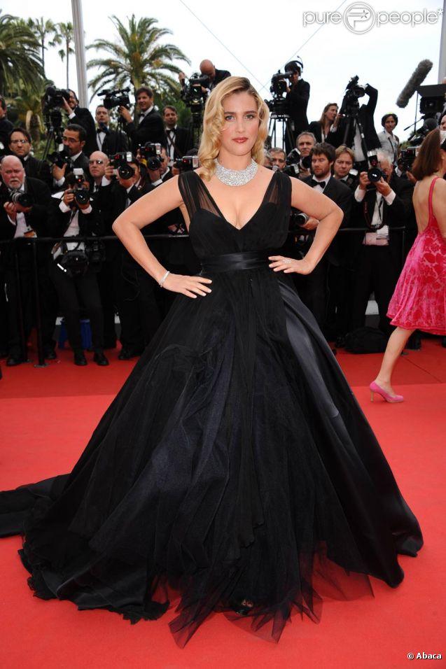 Vahina Giocante magnifique sur le tapis rouge !