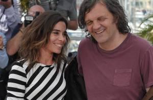 Cannes 2011 : Elodie Bouchez douce complice du grand Emir Kusturica !