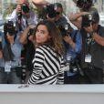 Elodie Bouchez lors du photocall du jury de la section Un Certain Regard au festival de Cannes le 12 mai 2011