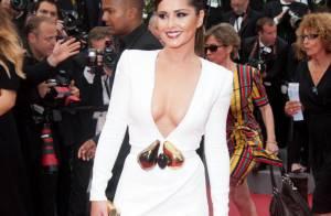 Cannes 2011 : Cheryl Cole et son décolleté fatal envoûtent la Croisette !