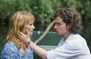 Julien Doré et Marina Hands : À Cannes, main dans la main...