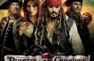 Les Pirates des Caraïbes se distinguent bien loin devant Nicolas Sarkozy !