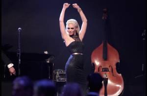 amfAR 2011: Gwen Stefani, devant son amoureux, survoltée avec le beau Jude Law !