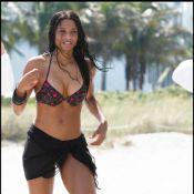 Ciara : Eblouissante en bikini, elle officialise sur la plage avec son chéri !
